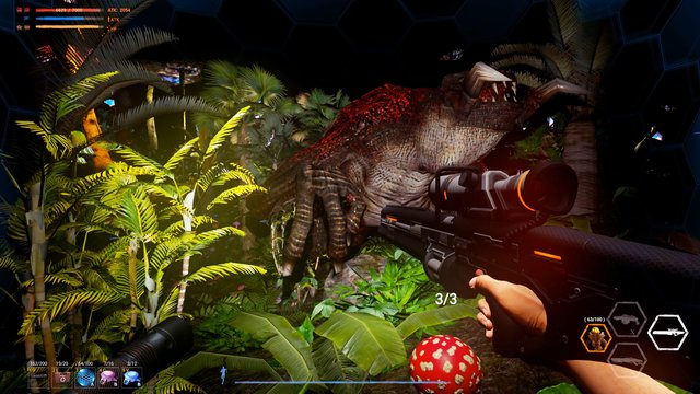 DinosaurIsland screenshot