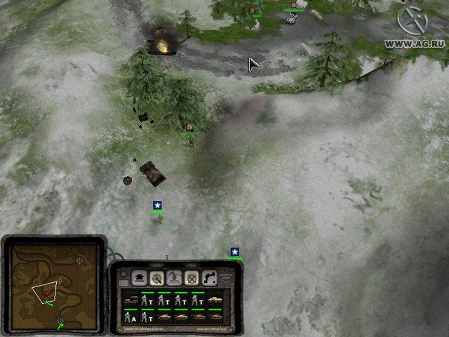 Вторая мировая: Союзники screenshot