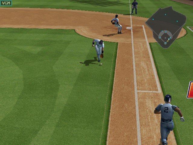 World Series Baseball 2K1 screenshot