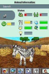 Zoo Tycoon 2 DS screenshot