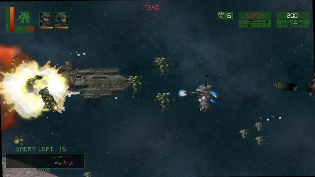 B.A.D Battle Armor Division screenshot
