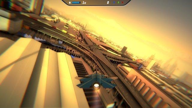 Infinite Skyline: Superflight screenshot