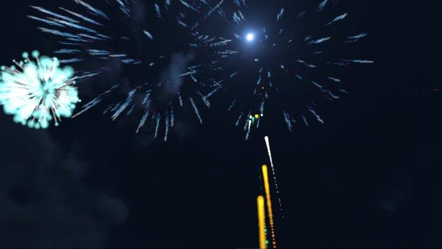 Fireworks Desert Blast screenshot