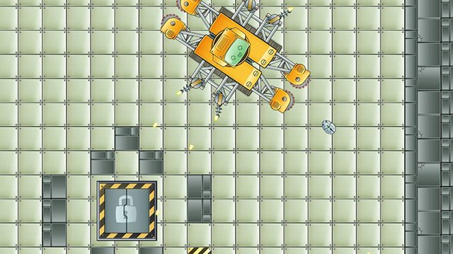 SUPER ROBO MOUSE screenshot