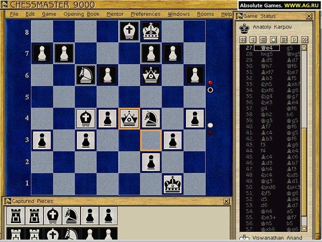 Chessmaster 9000 screenshot