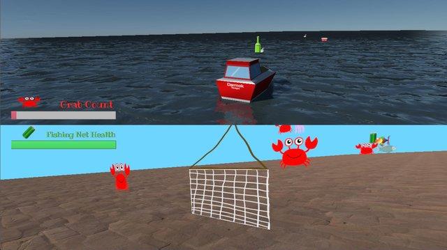 Crab Grabbers screenshot