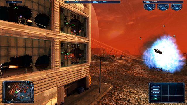 Ground Control II: Operation Exodus screenshot