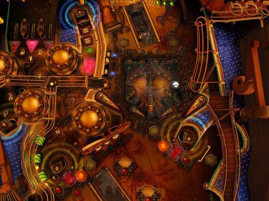 Da Vinci Pinball screenshot