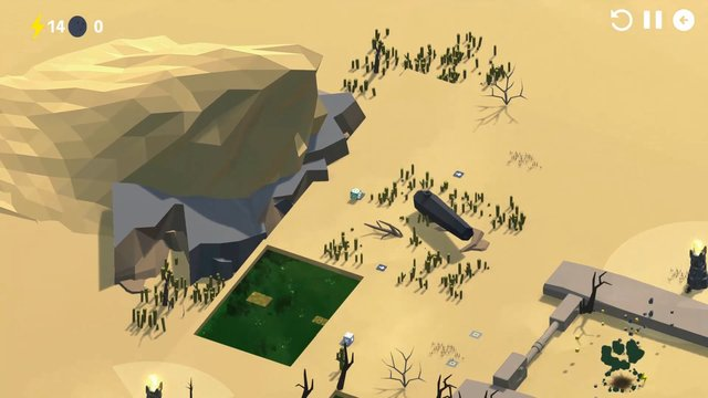CUBOTS The Origins screenshot