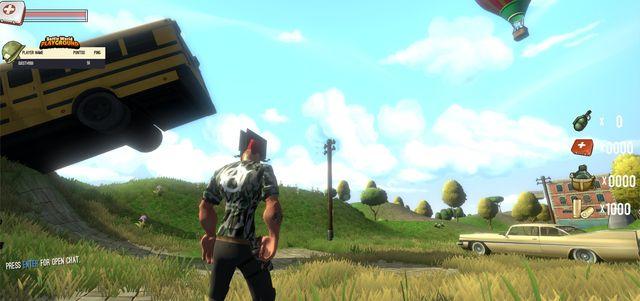 Playground Battle World screenshot