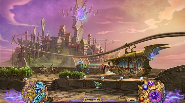 Shrouded Tales: Revenge of Shadows Collector's Edition screenshot