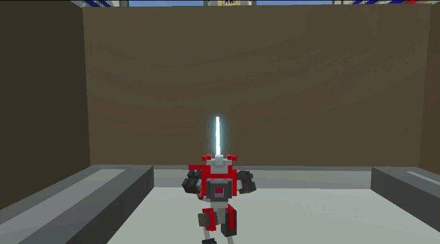 Clone Drone in the Danger Zone screenshot