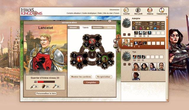 Might & Magic Heroes Kingdoms screenshot