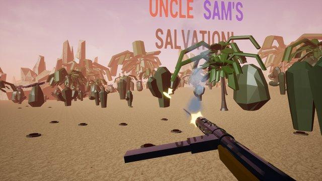 Uncle Sam's Salvation screenshot