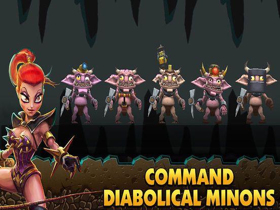 Dungeon Keeper (mobile) screenshot