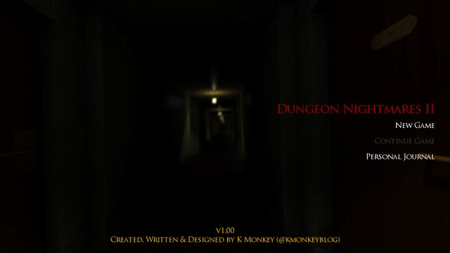 Dungeon Nightmares II: The Memory screenshot