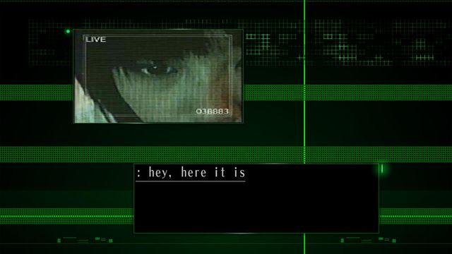 The Silver Case screenshot