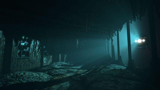 Titanic VR screenshot