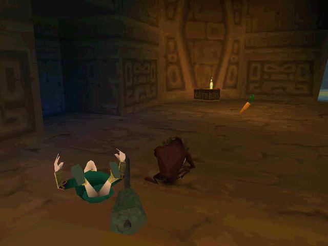 Bugs Bunny & Taz: Time Busters screenshot