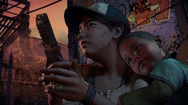 The Walking Dead: A New Frontier - Episode 1 screenshot