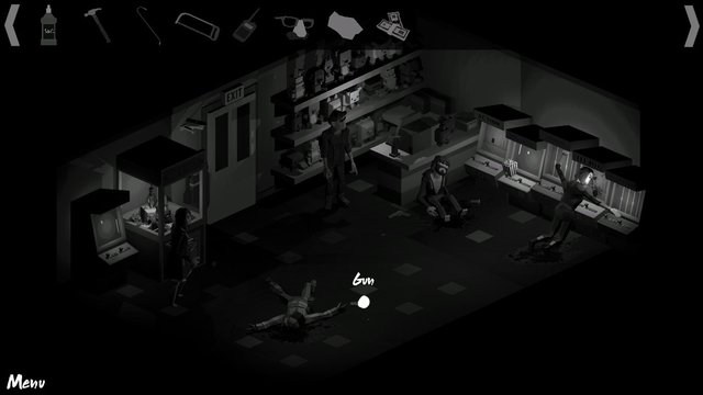 Hide The Body screenshot