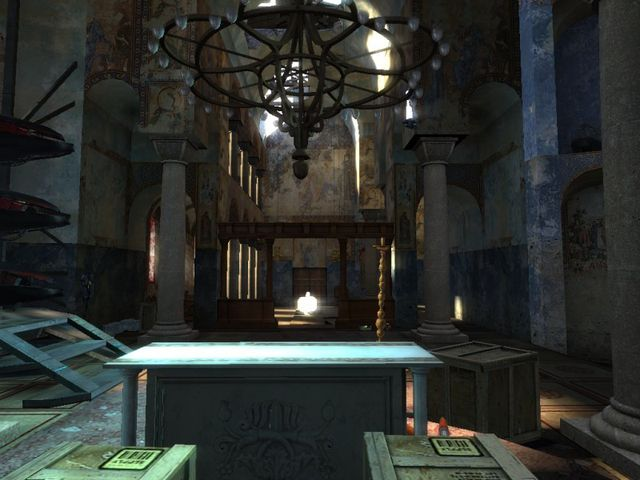 Half-Life 2: Lost Coast screenshot