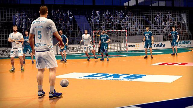 Handball 17 screenshot