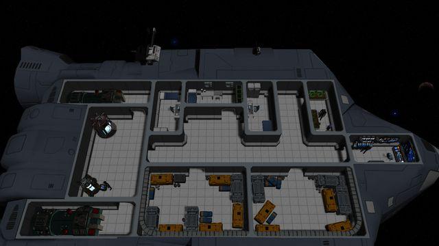 Galactic Crew screenshot