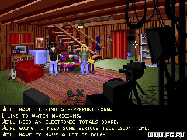 Wayne's World screenshot