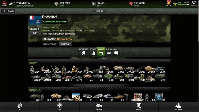BattleCry: World At War screenshot