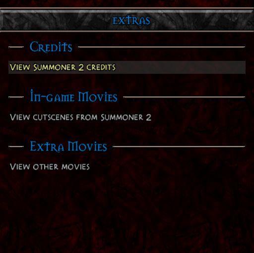 Summoner 2 screenshot