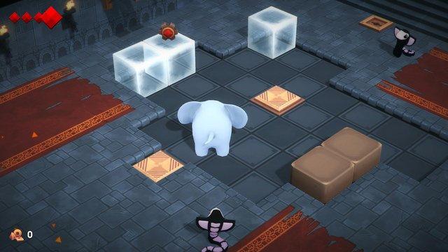 Yono and the Celestial Elephants screenshot