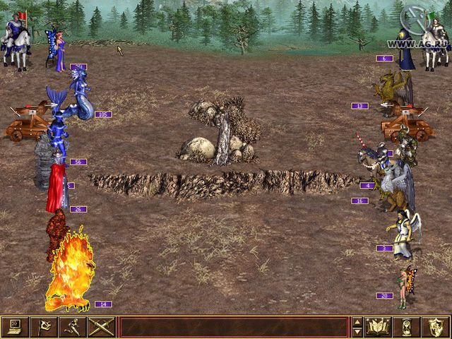 Heroes of Might and Magic 3: Armageddon's Blade screenshot