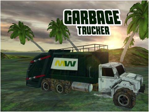 Garbage Trucker screenshot