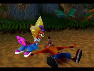 Crash Bandicoot 2: Cortex Strikes Back screenshot