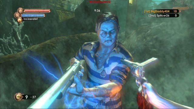 BioShock 2: Sinclair Solutions Test Pack screenshot