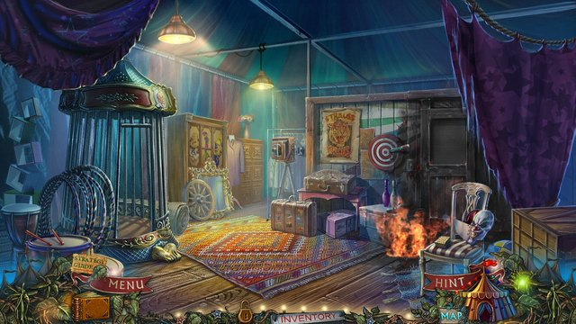 Twilight Phenomena: The Incredible Show Collector's Edition screenshot