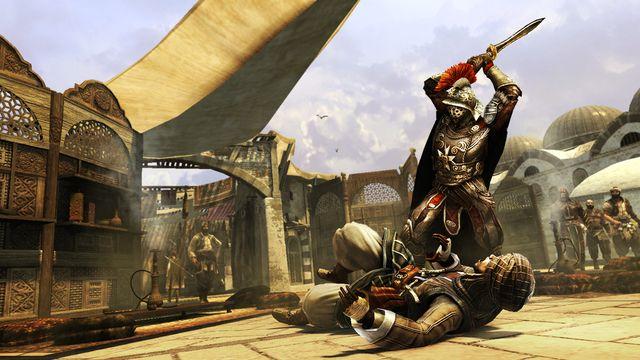 Assassin's Creed: Revelations - Ancestors Character Pack screenshot