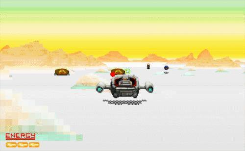 Speeder Challenge screenshot