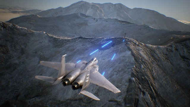 ACE COMBAT 7: SKIES UNKNOWN screenshot №2 preview