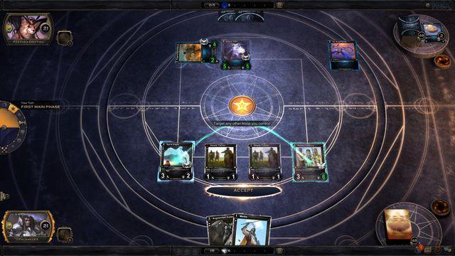 HEX: Shards of Fate screenshot