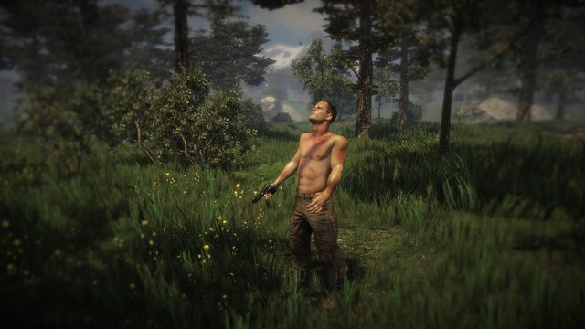 Subsistence screenshot