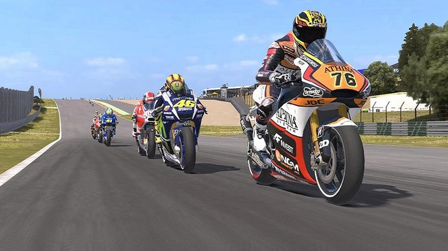 MotoGP 15 screenshot