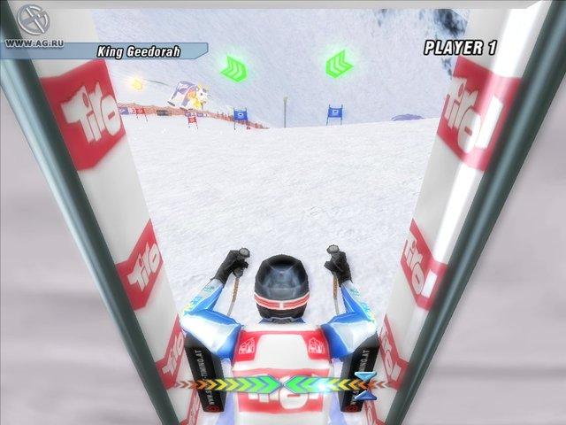 Лучшие из лучших. Горные лыжи 2006 screenshot