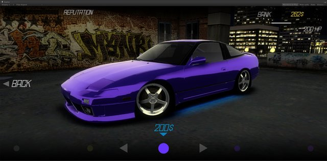 J.U.R: Japan Underground Racing screenshot