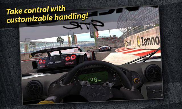 Real Racing 2 screenshot