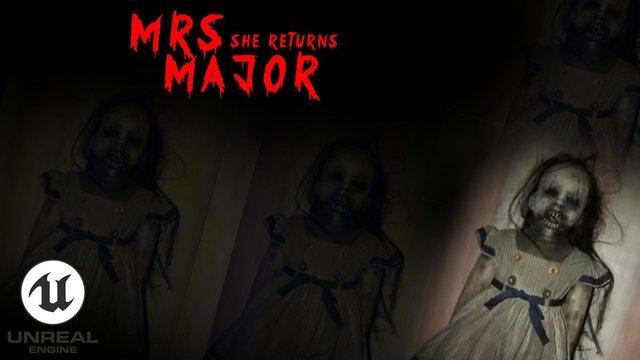 Mrs.Major screenshot