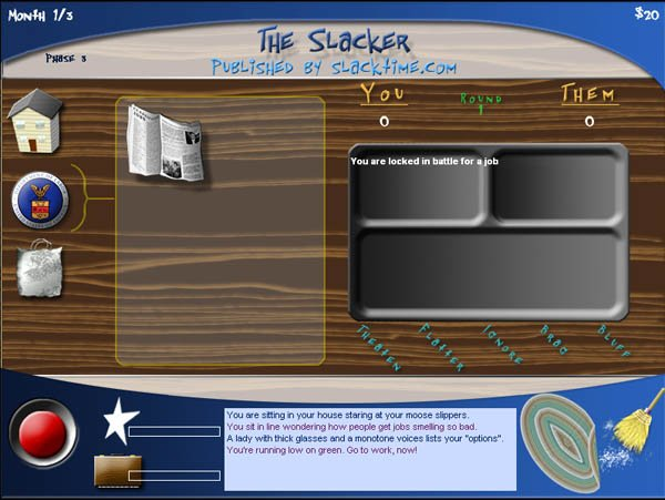 The Slacker screenshot