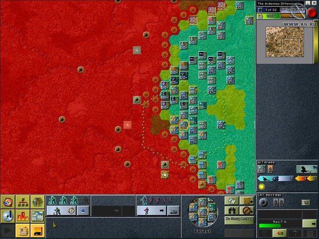 Decisive Battles of World War II: Korsun Pocket screenshot