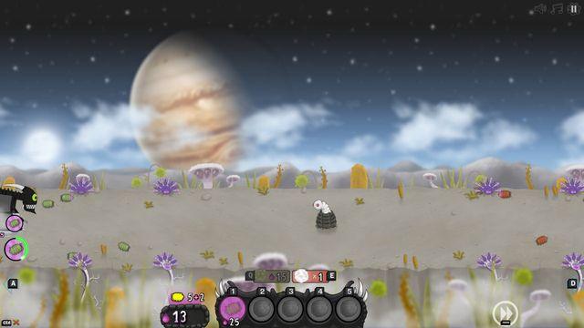 Swarm Queen screenshot